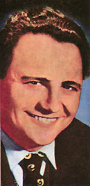 Harry Secombe, Merrysweets Telegum TV Stars card #10