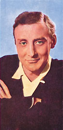 Spike Milligan, Merrysweets Telegum TV Stars card #29