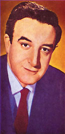 Peter Sellers, Merrysweets Telegum TV Stars card #41
